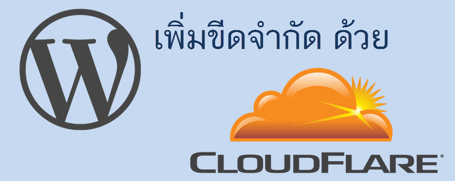 WordPress with Cloudflare